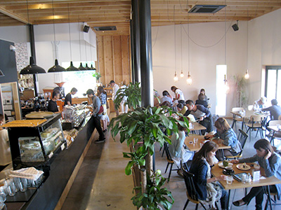 フラットホワイトが飲める仙台のニュージーランドカフェ