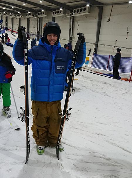 スノボ/スキー インストラクター