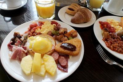 クライストチャーチカジノ 食べ放題 朝食