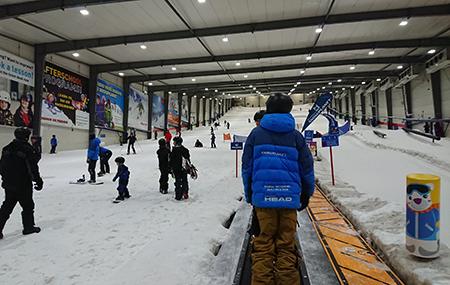 スキーレッスン ニュージーランド