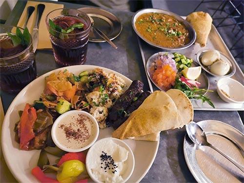 エジプト料理