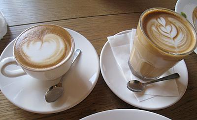 ニュージーランドのコーヒー