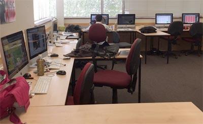 ニュージーランドでデザインの勉強
