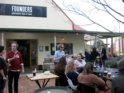 Founders Brewery & Cafe
