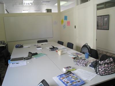 日本人の少ないニュージーランドの語学学校