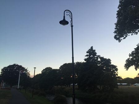 世界の街灯