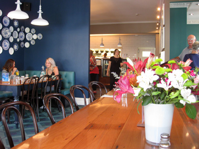 ニュージーランドレストラン クライストチャーチ