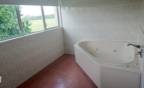 お風呂付のホテル