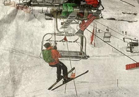 Mt.Hutt ski area christchurch