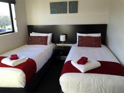 長期滞在向けホテル ニュージーランド