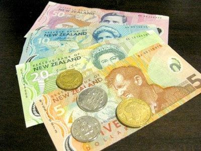 ニュージーランドのお金