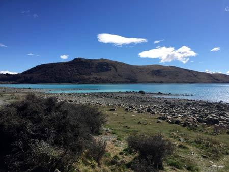 Lake Tekapo New Zeaeland