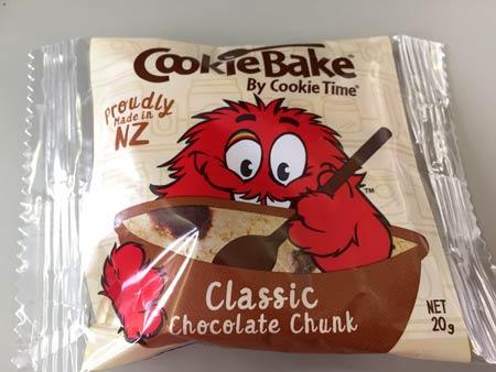クッキー ニュージーランド航空
