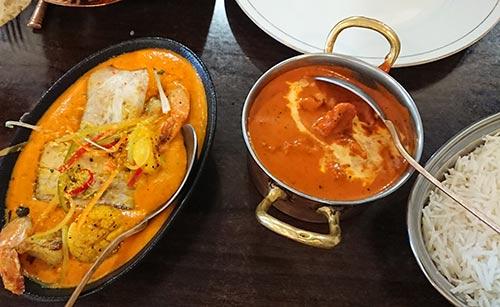 ニュージーランドのインド料理