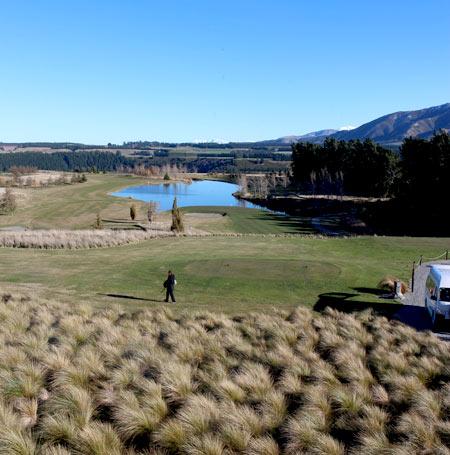 ゴルフ ニュージーランド