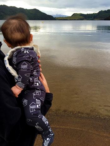 ロトルア 湖