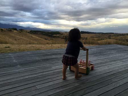 ニュージーランド大自然の家