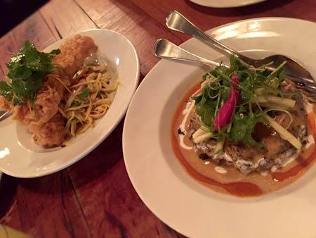 クライストチャーチのレストラン タイ