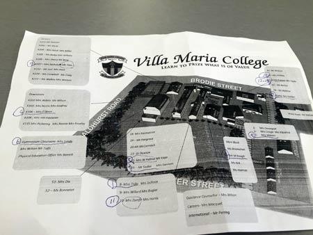 ヴィラマリアカレッジ クライストチャーチ