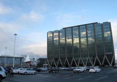 ノボテルホテル オークランド空港