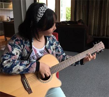 ギター ニュージーランド