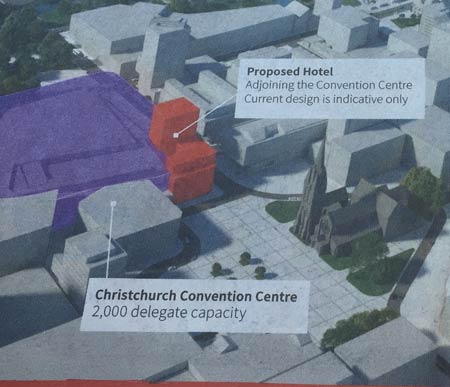 ニュージーランドコンベンションセンター