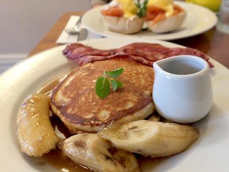 朝食 ニュージーランド