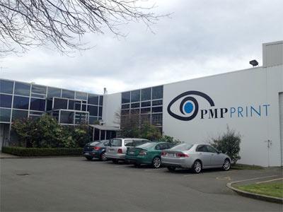 ニュージーランドの印刷会社