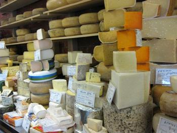 チーズがいっぱい