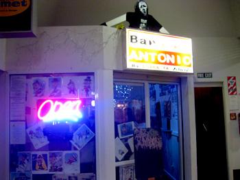 クライストチャーチ:Bar Antonio