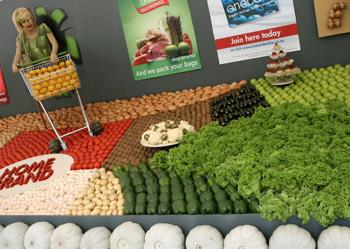 ニュージーランドのスーパーマーケットチェーンカウントダウン