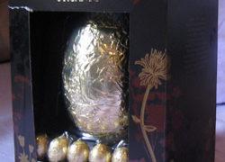 ニュージーランドのイースターではチョコを贈りあう
