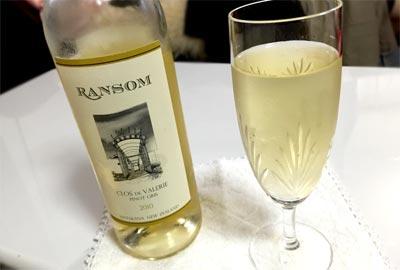 ransom wines ニュージーランドワイン