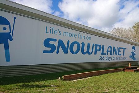 室内スキー場 ニュージーランド