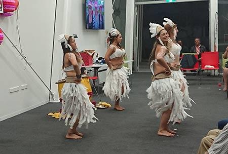 余興 ニュージーランド