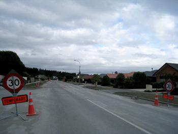 液状化 ニュージーランド地震