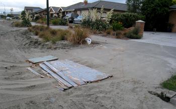ニュージーランド クライストチャーチ地震 東