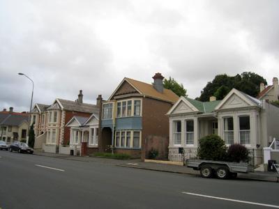 ニュージーランド ダニーデン