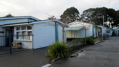 メリンスクール ニュージーランド・クライストチャーチの小学校