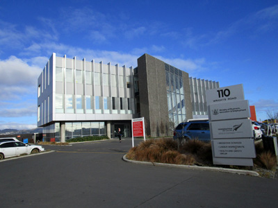 ニュージーランド移民局