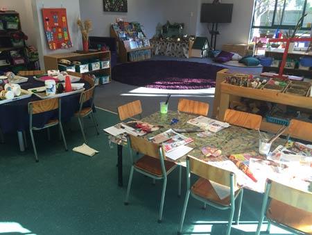 ニュージーランドの幼稚園
