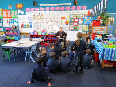 小学校留学 ニュージーランド