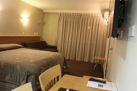 ネルソンのホテル
