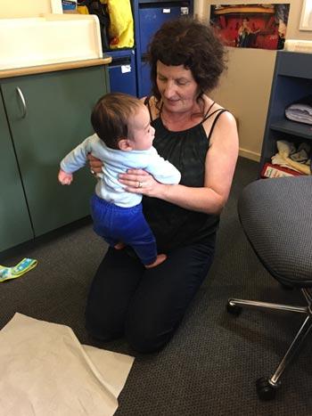乳児健診 ニュージーランド