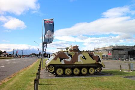 ニュージーランド国立陸軍博物館