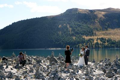 テカポ 結婚式