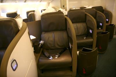 ビジネスプレミア ニュージーランド航空