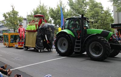 Santa Parade New Zealand