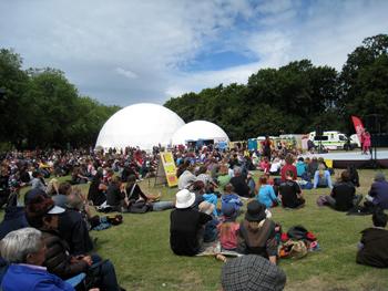 ワールドバスカーズフェスティバル 2012 ニュージーランド