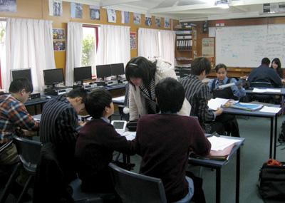 ESOL ニュージーランド 高校留学